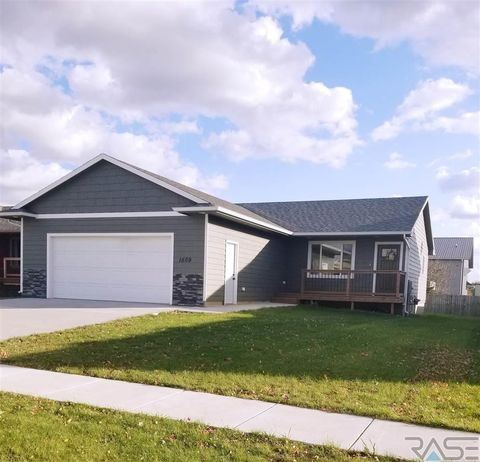 Photo of 1509 E Gold Dust St, Sioux Falls, SD 57104