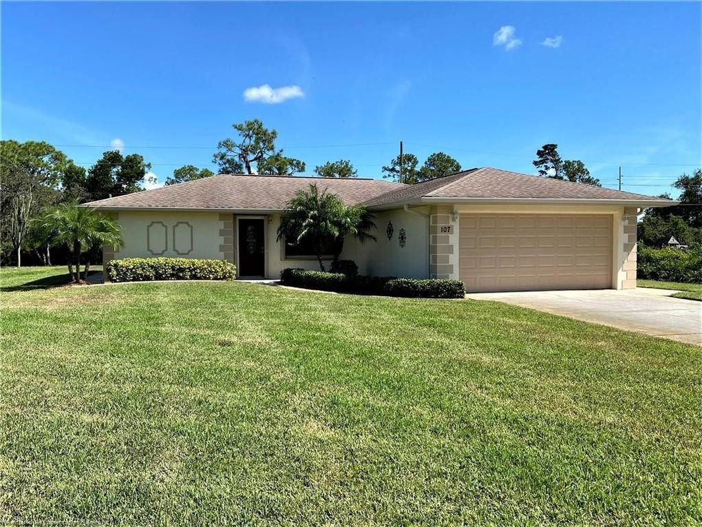 107 Robin Ave Sebring, FL 33870