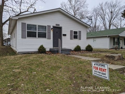 Photo of 2628 N Lasalle St, Indianapolis, IN 46218