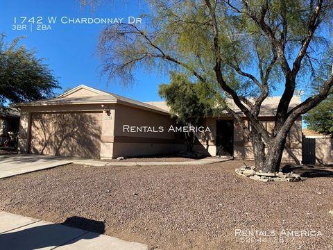 Photo of 1742 W Chardonnay Dr, Tucson, AZ 85746