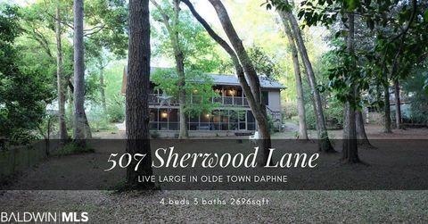 Photo of 507 Sherwood Ln, Daphne, AL 36526