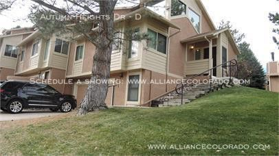 Photo of 4215 Autumn Heights Dr Unit D, Colorado Springs, CO 80906