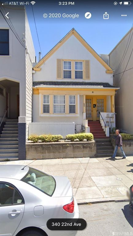 342-344 22nd Ave San Francisco, CA 94121