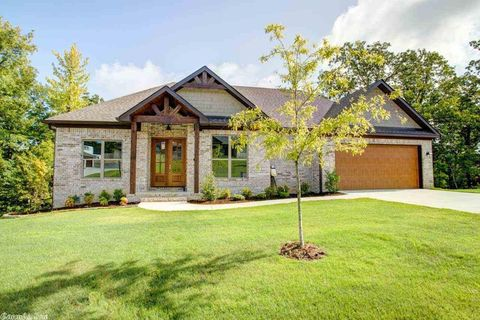 112 Eagle Ridge Dr Maumelle Ar 72113
