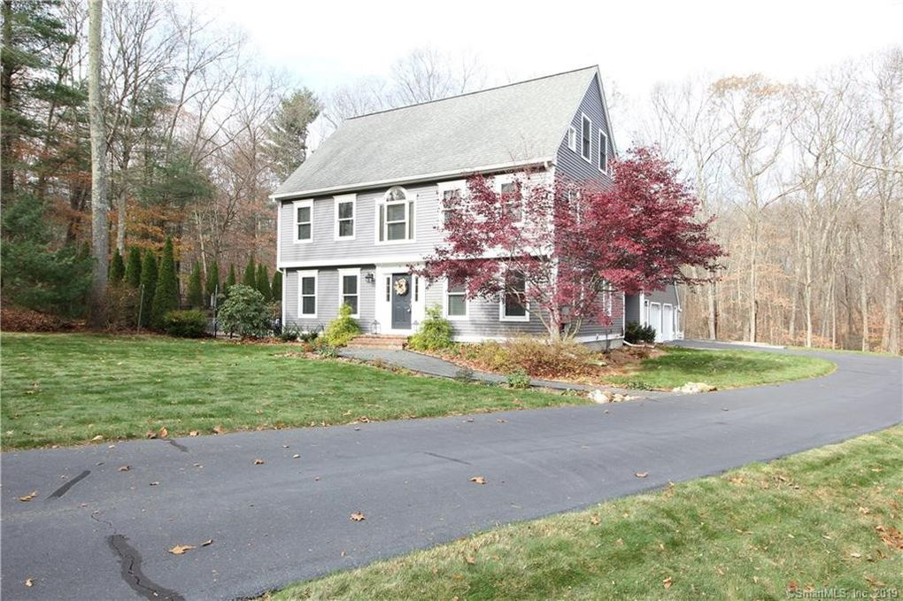 3 Forest View Ln Hebron, CT 06248
