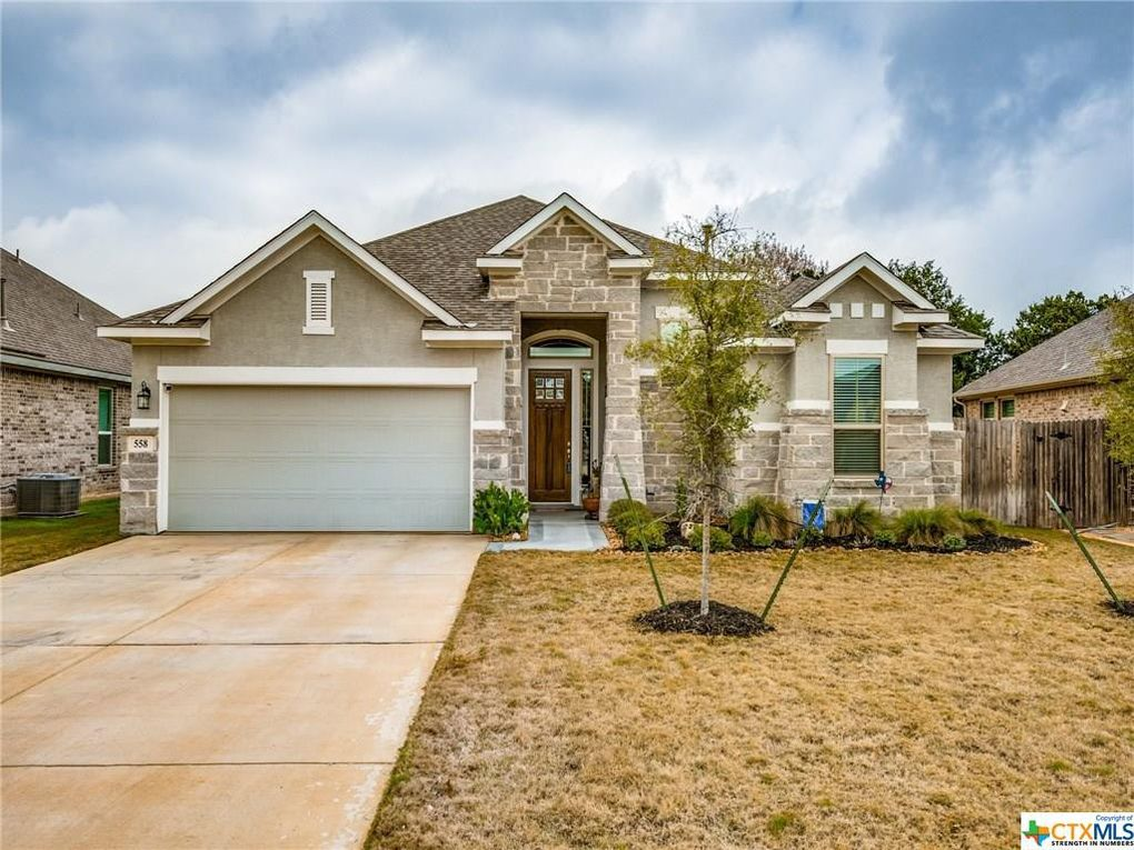 558 Mission Hill Run New Braunfels, TX 78132