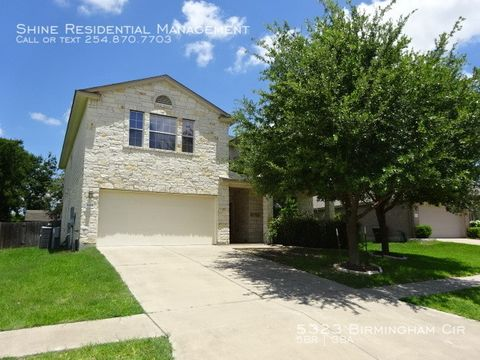 Photo of 5323 Birmingham Cir, Killeen, TX 76542