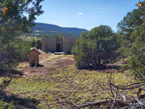 Photo of 178 Woodard Ranch Rd, Fence Lake, NM 87315