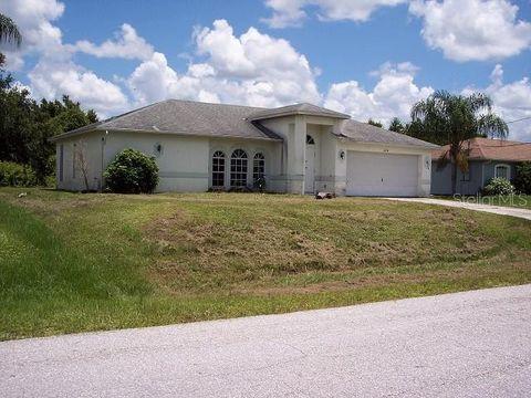 North Port Charlotte North Port Fl Real Estate Homes For Sale