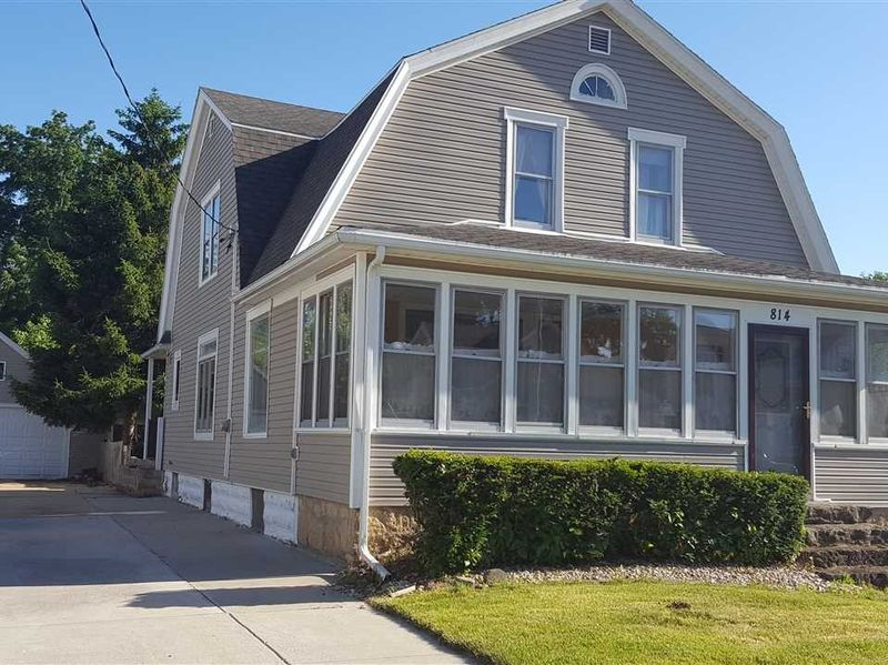 814 hyatt st janesville wi 53545 home for sale and