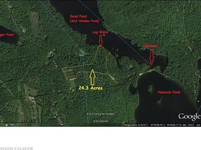2 bush row rd and octagon rd denmark me 04022 land for sale and real estate listing