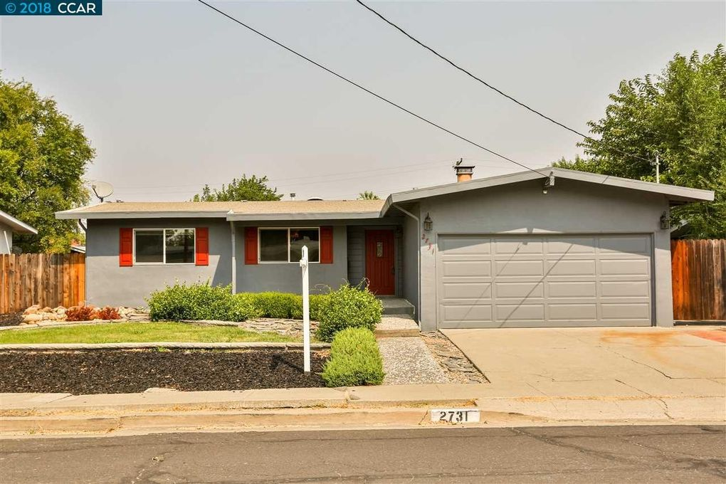 2731 Kay Ave Concord, CA 94520