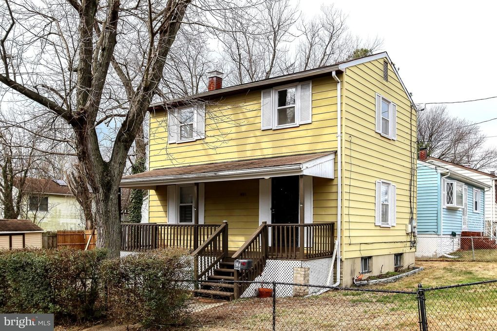 1601 Dewitt Ave, Capitol Heights, MD 20743