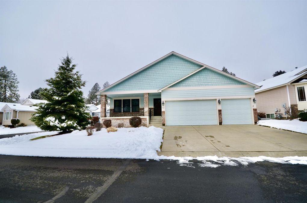 7703 N Calispel Ln Spokane, WA 99208
