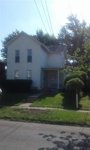 616 And 1/2 N Elizabeth St N, Lima, OH 45801