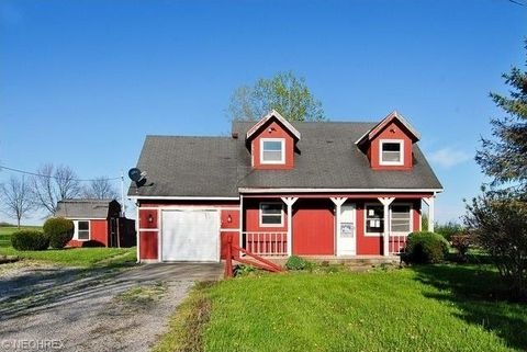 2380 Greenwich East Townline Rd S, New London, OH 44851