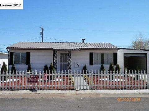 135 Spruce St, Herlong, CA 96113