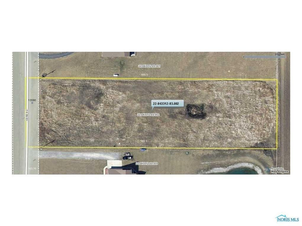 13590 Co Rd 82 Delta OH 43515 Land For Sale and Real Estate