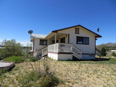 18404 S Weaver Mountain Rd, Peeples Valley, AZ 86332