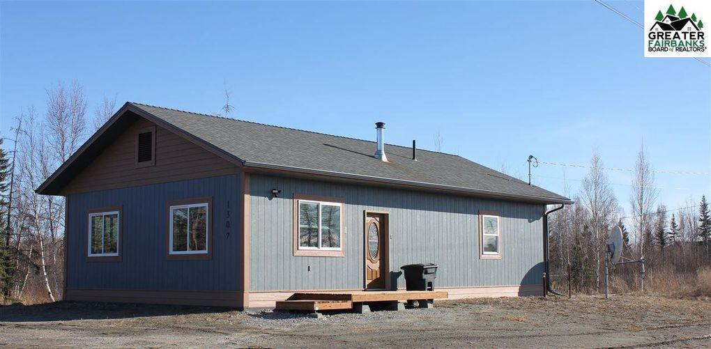 1307 Groundsel Ave, North Pole, AK 99705