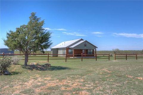 501 Pumphrey Rd, Loving, TX 76460