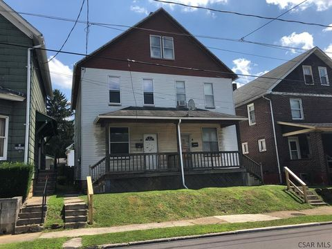 Photo of 56 Clover St, Johnstown, PA 15902