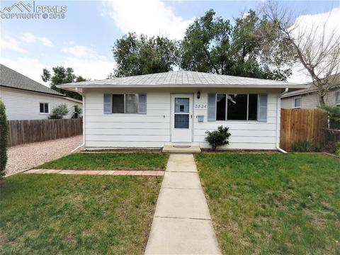 2524 N Nevada Ave, Colorado Springs, CO 80907