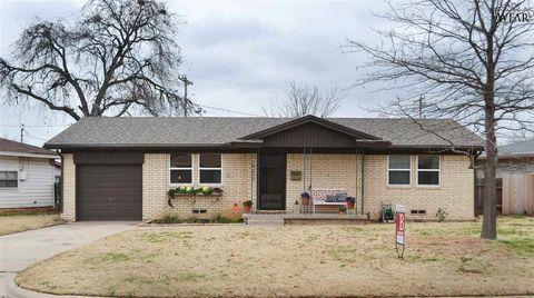 4609 Western Hills Dr, Wichita Falls, TX 76310