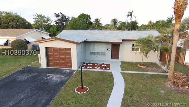 4741 NW 41st Pl Lauderdale Lakes, FL 33319
