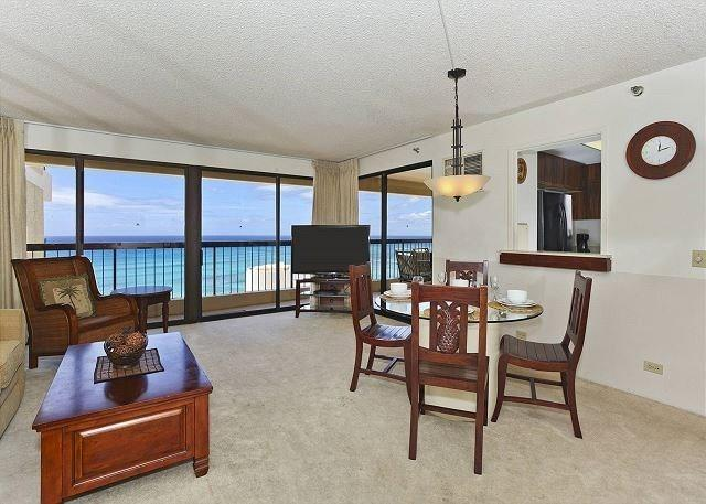 Dining room featured at Waikiki Tower Bch # 1904, Honolulu, HI 96815