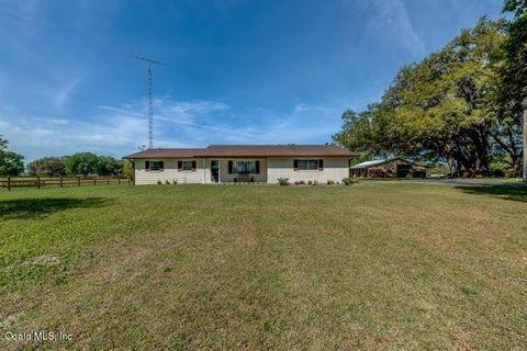 9100 Nw 150th Ave, Morriston, FL 32668