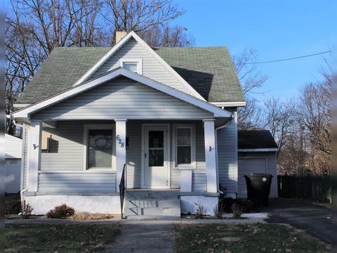 628 William St, Huntington, IN 46750. House For Sale