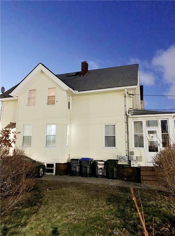 65 Bancroft St Providence, RI 02909