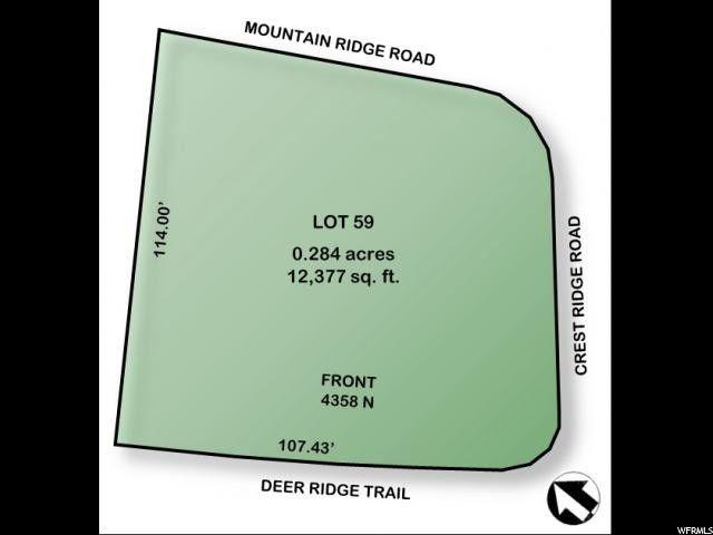 4358 N Deer Ridge Trl, Lehi, UT 84043