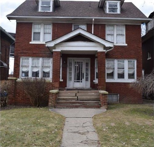 1121 Atkinson St, Detroit, MI 48202