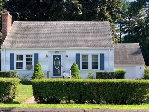 Photo of 342 Hilliard St, Manchester, CT 06042