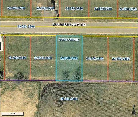 1311 Mulberry Ave Ne, Montgomery, MN 56069