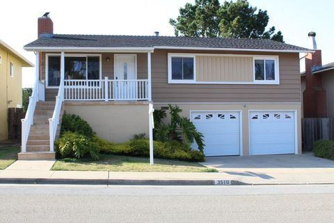 3510 Sunset Dr, San Bruno, CA 94066
