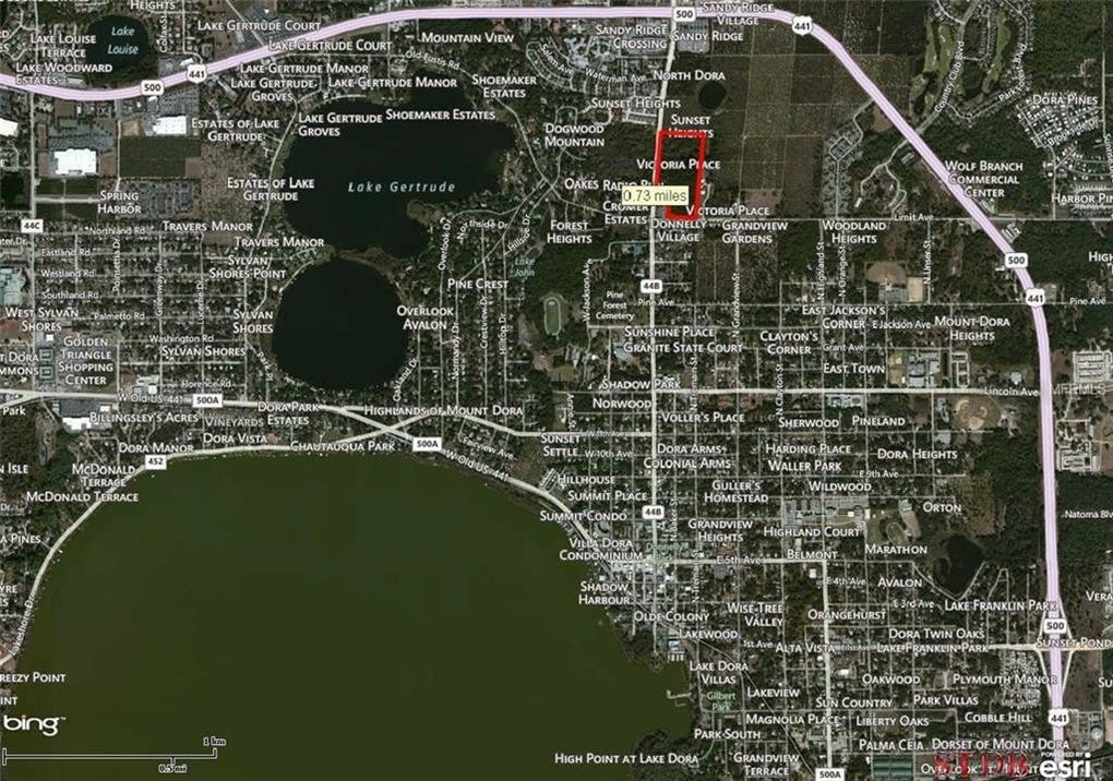 Donnelly St Mount Dora FL Land For Sale and Real Estate
