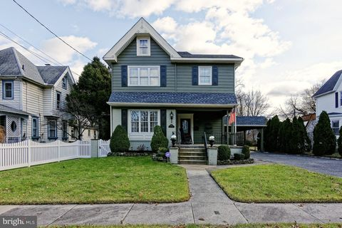 6546 Walnut Ave, Pennsauken, NJ 08109