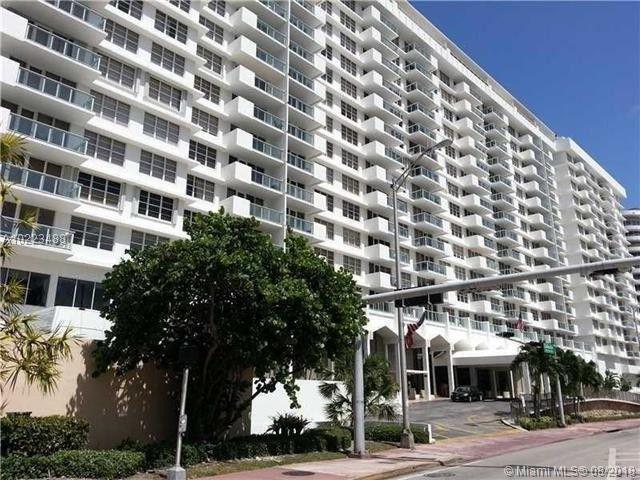 5601 Collins Ave Apt 721 Miami Beach Fl 33140