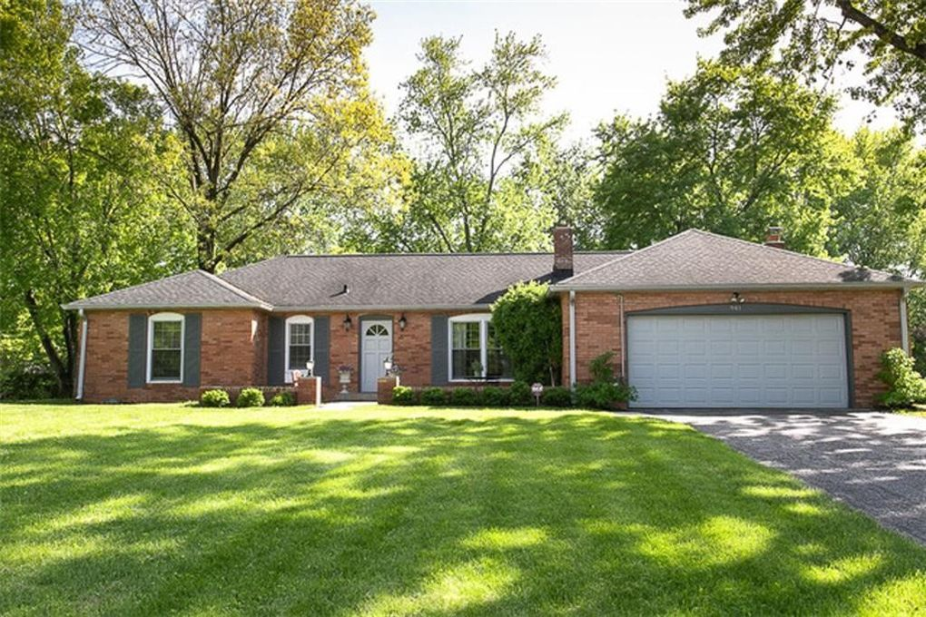941 W 77th Street North Dr, Indianapolis, IN 46260