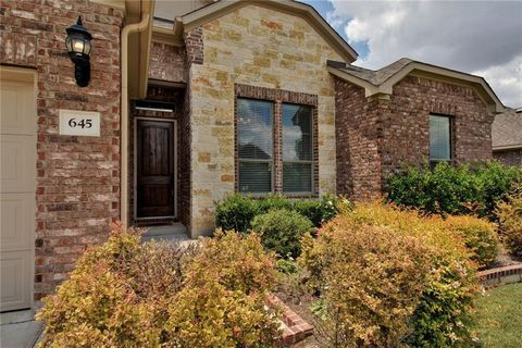 Photo of 645 Clear Springs Holw, Buda, TX 78610
