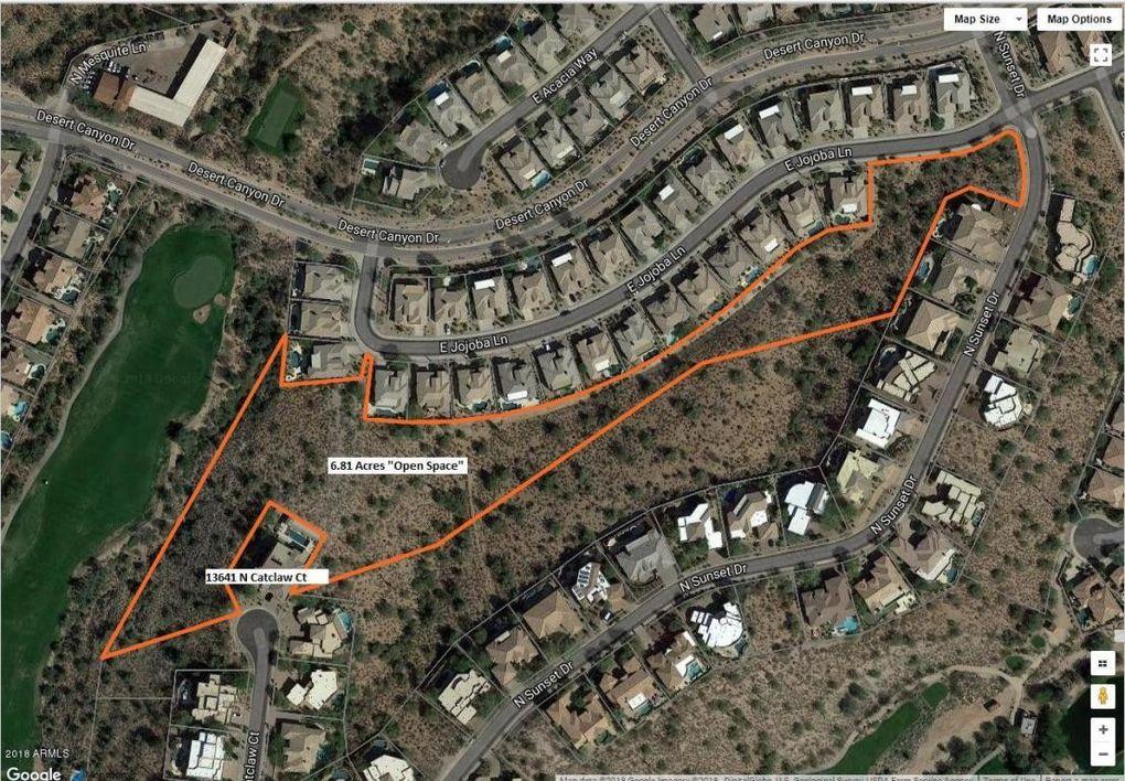 13641 N Catclaw Ct, Fountain Hills, AZ 85268