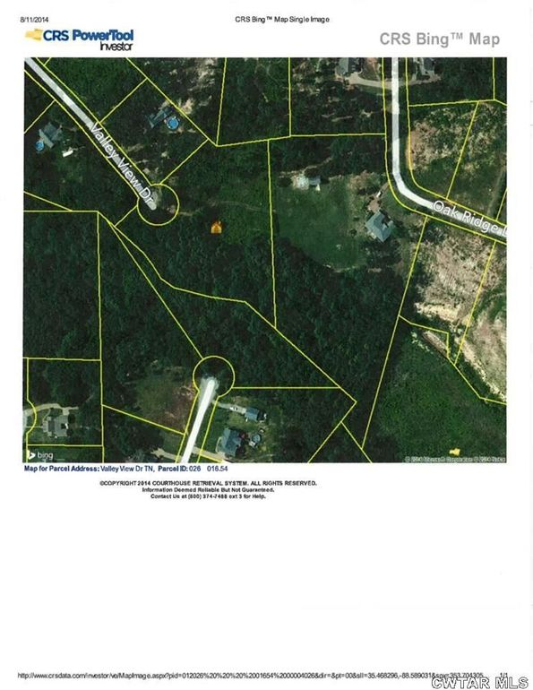 Henderson Tennessee Map.Valley Vw Henderson Tn 38340 Realtor Com