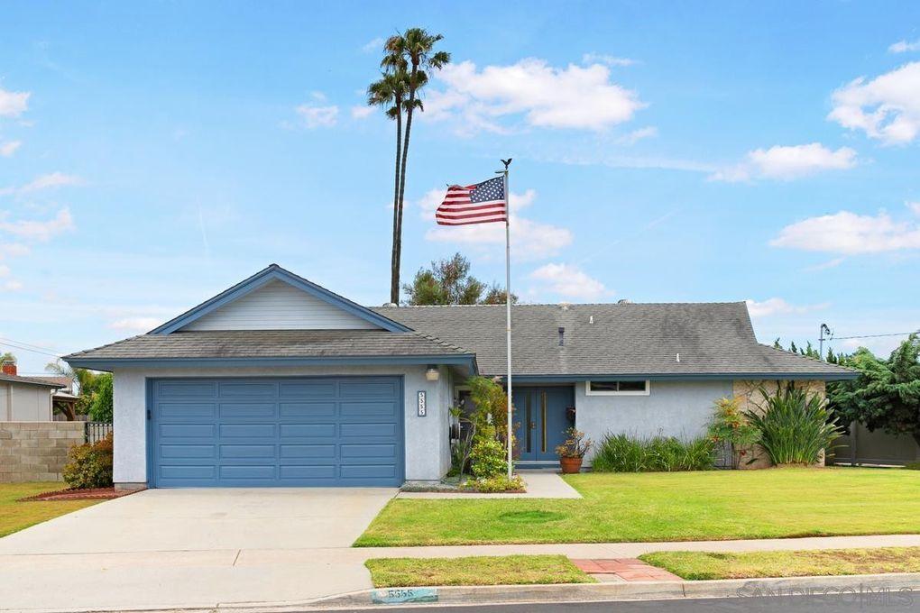 5555 Castleton Dr San Diego, CA 92117