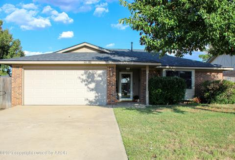 128 Willowick St, Borger, TX 79007