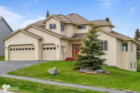 Photo of 16232 Noble Point Dr, Anchorage, AK 99516