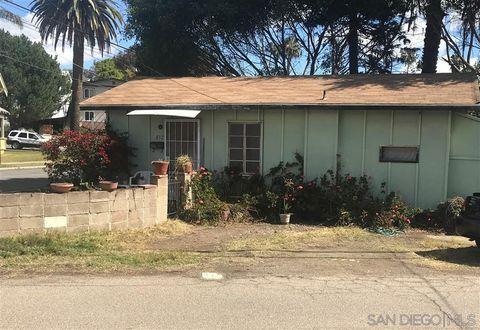 Page 3 La Mesa Ca Single Family Homes For Sale