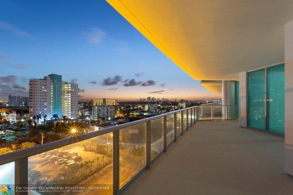 701 N Fort Lauderdale Beach Blvd Unit 703, Fort Lauderdale, FL 33304